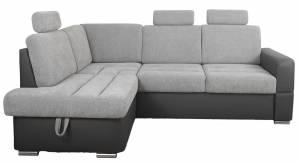 Γωνιακός καναπές Becca-Αριστερή