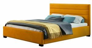 Επενδυμένο κρεβάτι Collex-Kitrino-160 x 200