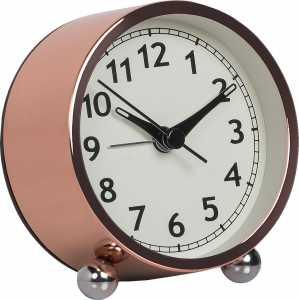 Ρολόι – Ξυπνητήρι Axe-Μαύρο