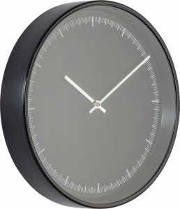 Ρολόι τοίχου Ales-Μαύρο