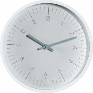 Ρολόι τοίχου Yule-Λευκό