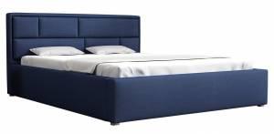 Επενδυμένο κρεβάτι Deco-160 x 200-Mple