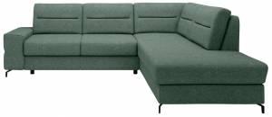 Γωνιακός καναπές Campell-Αριστερή-Prasino