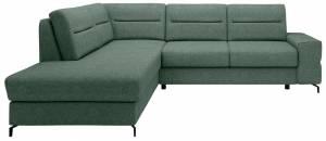 Γωνιακός καναπές Campell-Δεξιά-Prasino