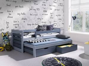 Κρεβάτι παιδικό Tomasz II-Anthraki