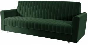 Καναπές - κρεβάτι Molly-Prasino