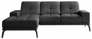 Γωνιακός καναπές Torrense-Gkri Skouro-Αριστερή
