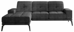 Γωνιακός καναπές Torrense-Anthraki-Αριστερή