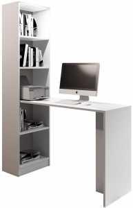 Γραφείο - Βιβλιοθήκη Vacun B1 -Leuko