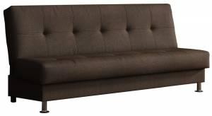 Καναπές κρεβάτι Enduro III-Καφέ