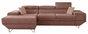 Γωνιακός καναπές Benito-Sapio milo-Αριστερή