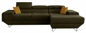Γωνιακός καναπές Benito-Ladi-Δεξιά