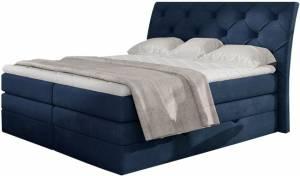 Επενδυμένο κρεβάτι Lorane-Mple-180 x 200