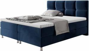 Επενδυμένο κρεβάτι Dave-Mple-160 x 200