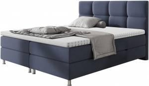 Επενδυμένο κρεβάτι Dave-Raf-160 x 200
