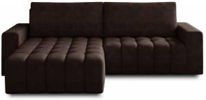 Γωνιακός καναπές Keerap-Αριστερή-Kafe
