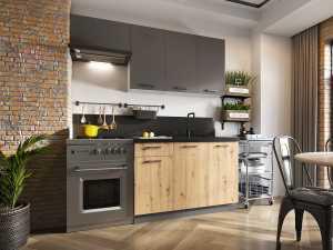 Σύνθεση κουζίνας Clara-Μήκος: 120 εκ.