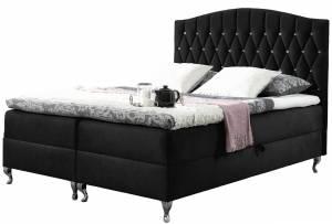 Επενδυμένο κρεβάτι Puerto-Mauro-160 x 200 εκ.