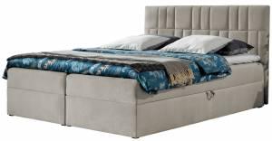 Επενδυμένο κρεβάτι Top 3-Mpez-160 x 200 εκ.