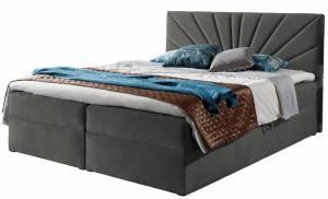 Επενδυμένο κρεβάτι Top 4-Gkri-140 x 200 εκ.