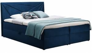 Επενδυμένο κρεβάτι Top 5-Mple Skouro-180 x 200 εκ.
