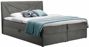 Επενδυμένο κρεβάτι Top 5-Gkri-140 x 200 εκ.