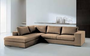 Γωνιακός καναπές Carla-Δεξιά-280φ 220β-Sand