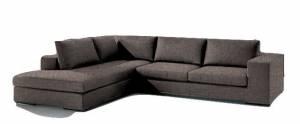 Γωνιακός καναπές Carla-Δεξιά-260φ 200β-Staxti