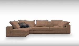 Γωνιακός καναπές Loft-Προσαρμόσιμη-295φ 165β εκ.-MInk