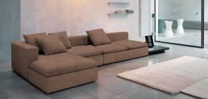 Γωνιακός καναπές Lory-280φ 135β εκ.-Tampa