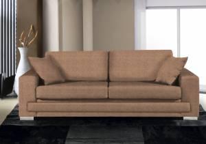 Καναπές Matrix Τριθέσιος-230φ 90β εκ.-MInk
