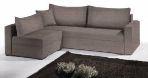 Γωνιακός καναπές Kleio-195φ 140β-Staxti