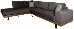 Γωνιακός καναπές Modus-Kafe-Δεξιά
