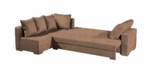 Γωνιακός καναπές Trendy-Δεξιά-285φ 185β εκ.-MInk