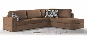 Γωνιακός καναπές Must-Αριστερή-275φ 210β εκ.-MInk