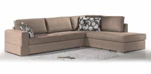 Γωνιακός καναπές Must-Αριστερή-295φ 230β εκ.-Μπεζ