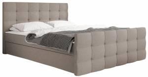 Επενδυμένο κρεβάτι Milano II-Mpez-140 x 200