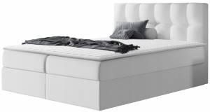 Επενδυμένο κρεβάτι Rico-180 x 200-Leuko