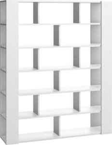 Βιβλιοθήκη 4 You Διπλής Όψεως-Λευκό