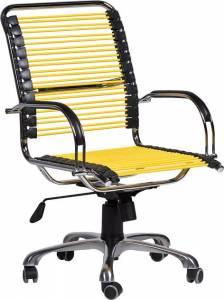 Καρέκλα εργασίας Jungle-Κίτρινο