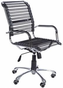 Καρέκλα εργασίας Jungle-Μαύρο