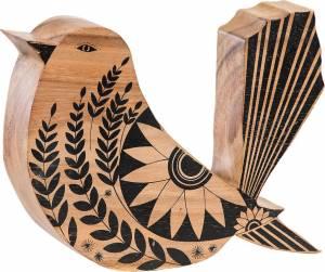 Φιγούρα διακόσμησης Bird Natural