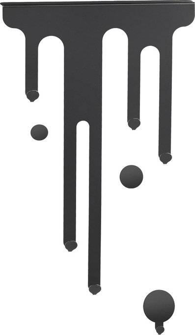 Κρεμάστρα Trickle-Μαύρο