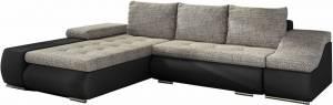 Γωνιακός καναπές Onar-Αριστερή-Γκρι