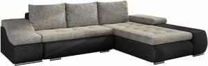 Γωνιακός καναπές Onar-Δεξιά-Γκρι
