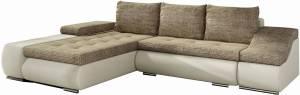 Γωνιακός καναπές Onar-Αριστερή-Μπεζ