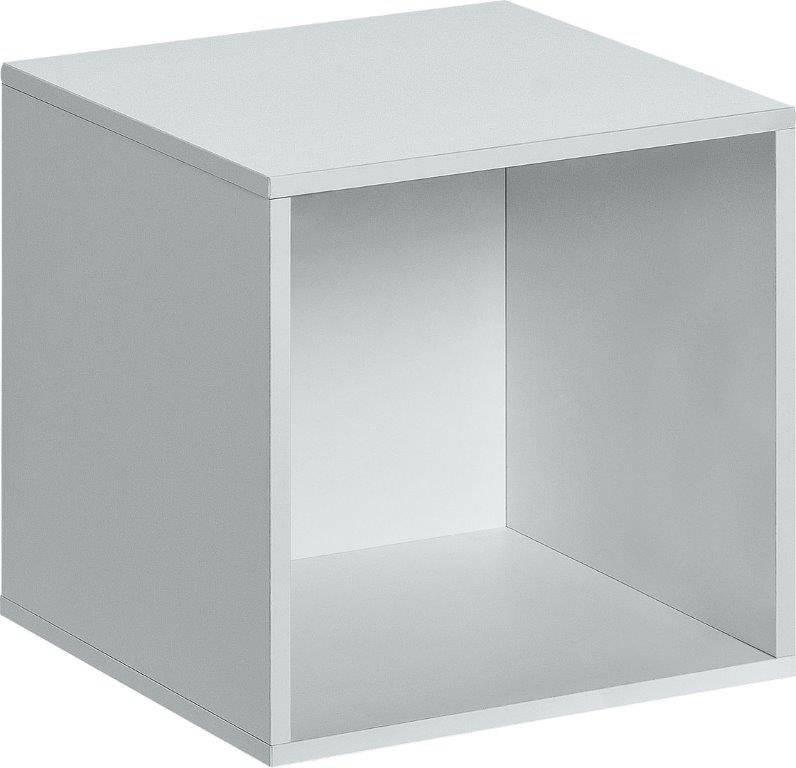 Ανοικτό κουτί αποθήκευσης Balance Medium-Γκρι Ανοιχτό