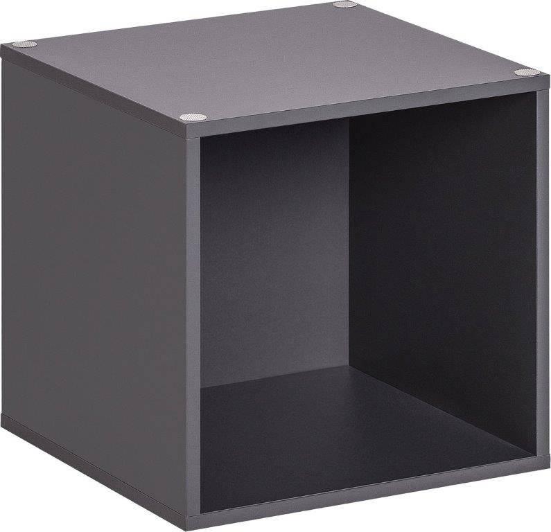Ανοικτό κουτί αποθήκευσης Balance Medium-Μαύρο