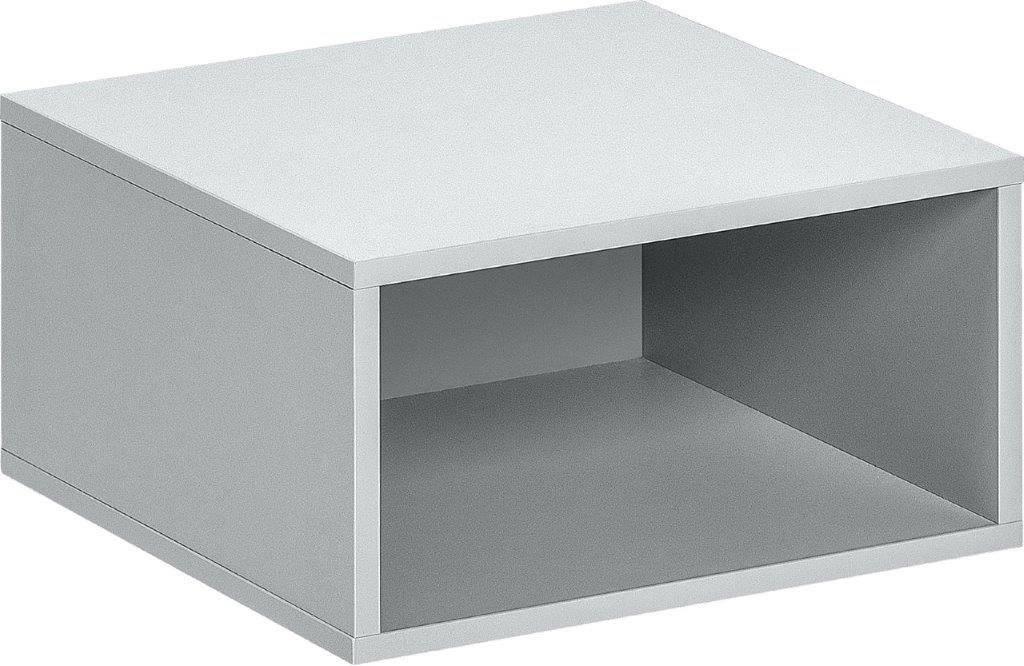 Ανοικτό κουτί αποθήκευσης Balance Small-Γκρι Ανοιχτό