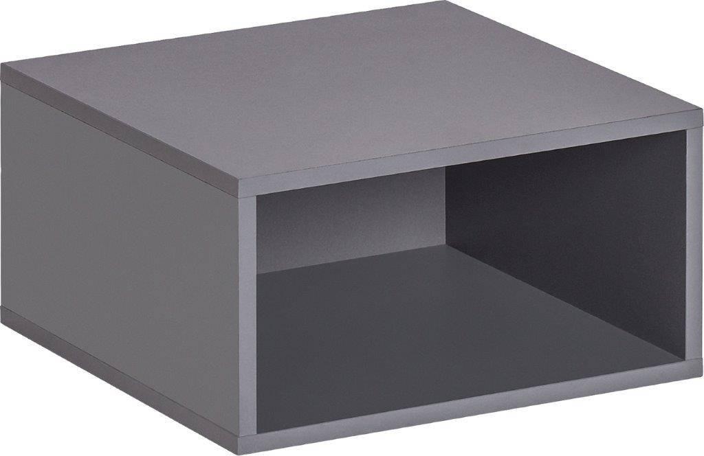 Ανοικτό κουτί αποθήκευσης Balance Small-Γραφίτης